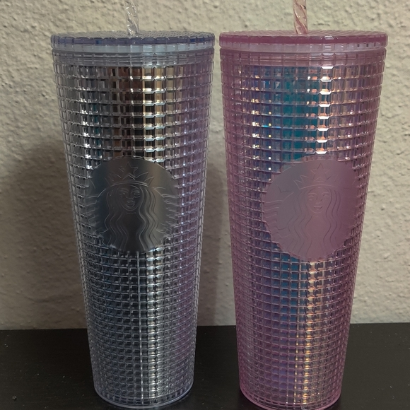 Starbucks Grid Holiday Tumblers